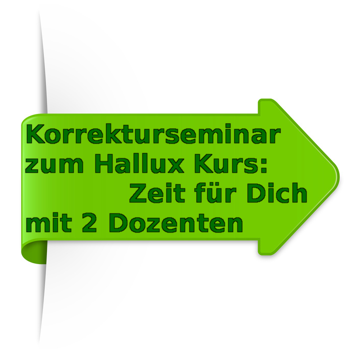 Hallux Valgus Korrektur Seminar
