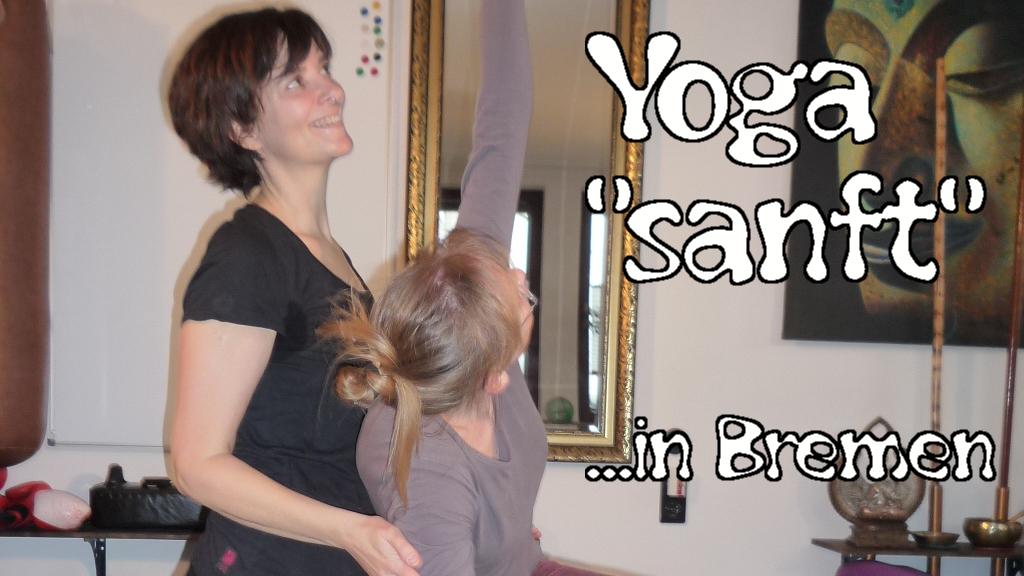 Yoga sanft in Bremen