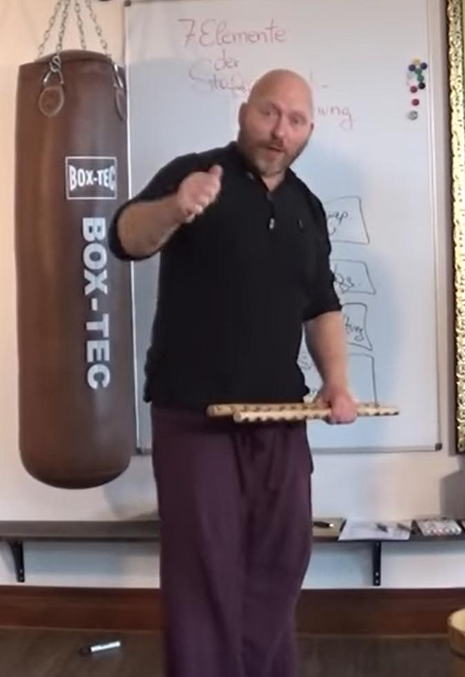 Hallux Valgus Online Videokurs: Heilpraktiker Jürgen Seibold aus Bremen