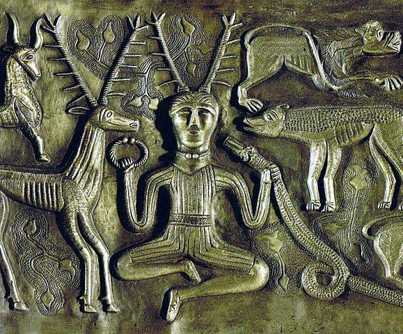 schamanische Ritualarbeit zu den Jahreskreisen